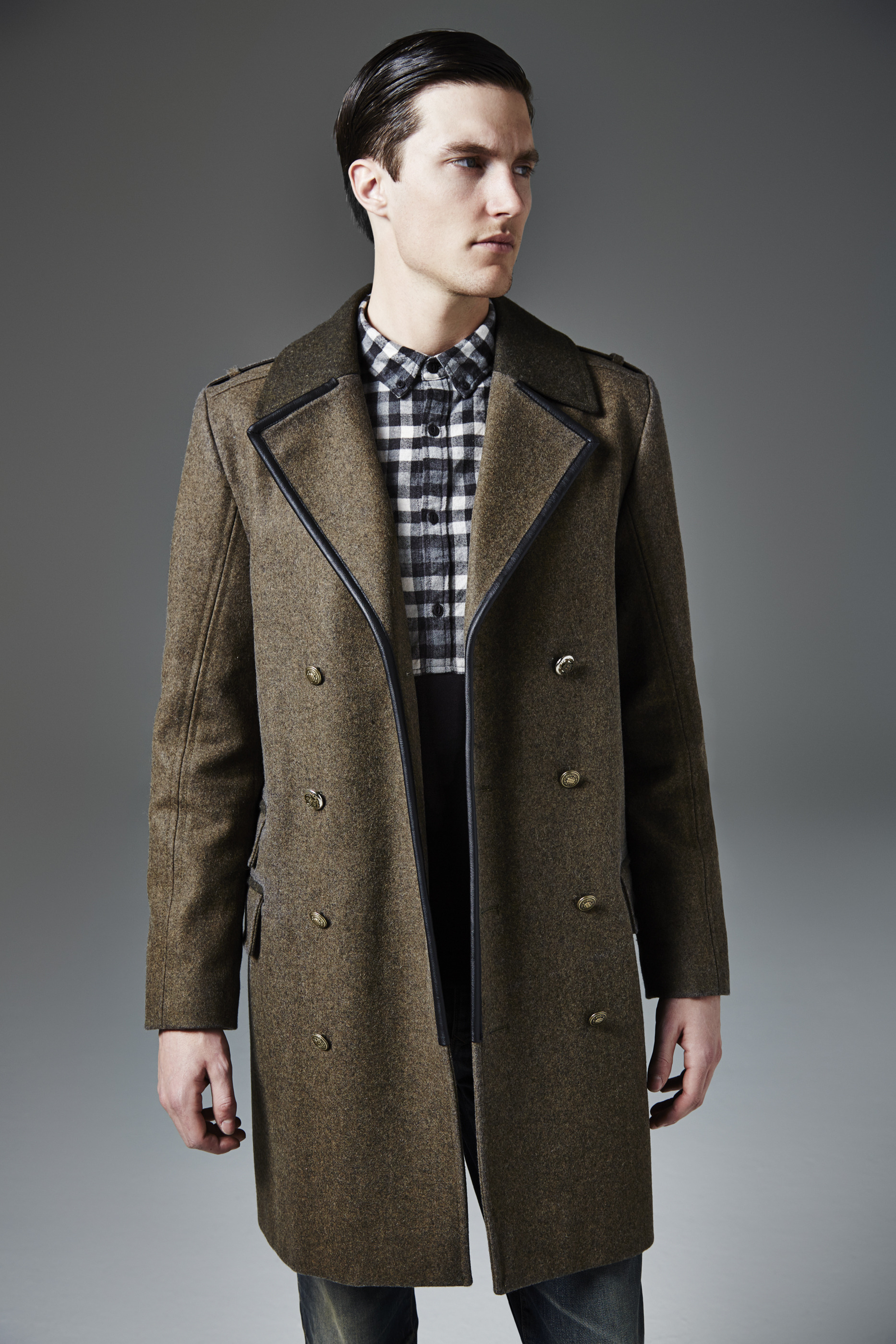 River Island Menswear: AW13 Collection