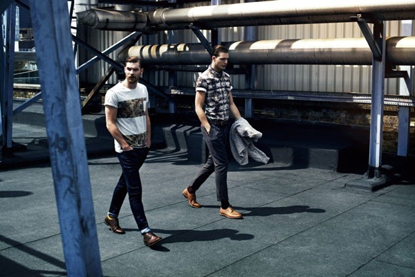 River Island Holloway Road A/W13 Lookbook Shirts Jeans Shoes