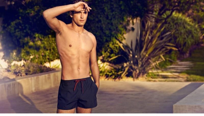 unnny8 h&m sunny getaway s s14 mens swimwear lookbook allthingsmenswear,Hm Swimwear Mens